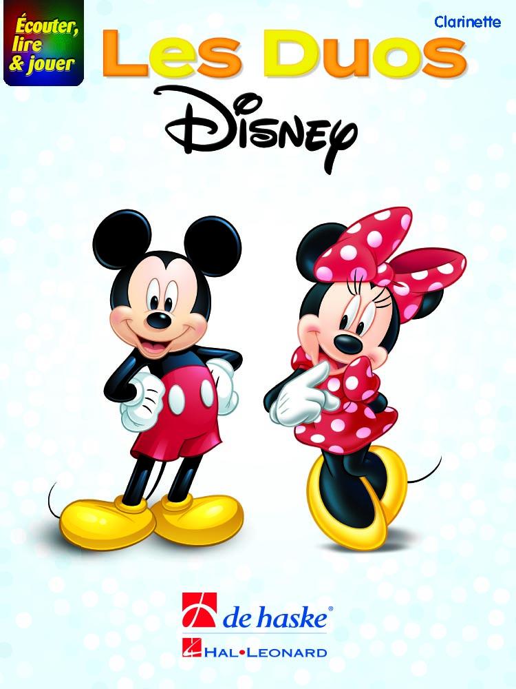Écouter  lire & jouer - Les Duos Disney: Clarinet: Instrumental Album