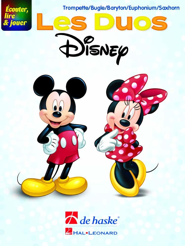 Écouter  lire & jouer - Les Duos Disney: Trumpet: Instrumental Album