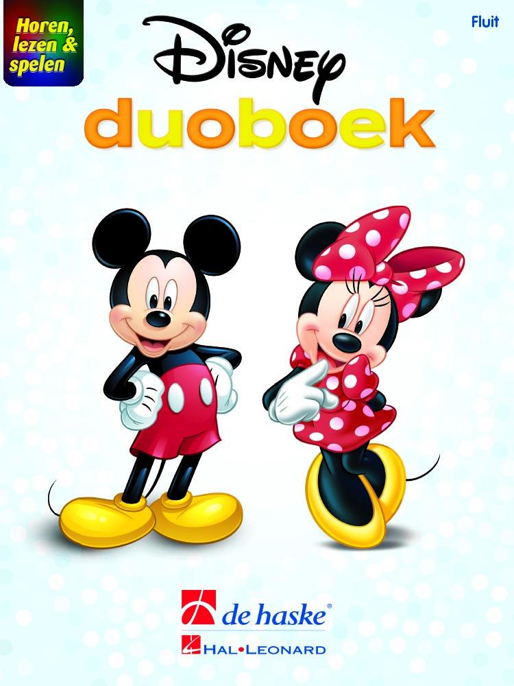 Horen  lezen and spelen - Disney-duoboek: Flute: Instrumental Album