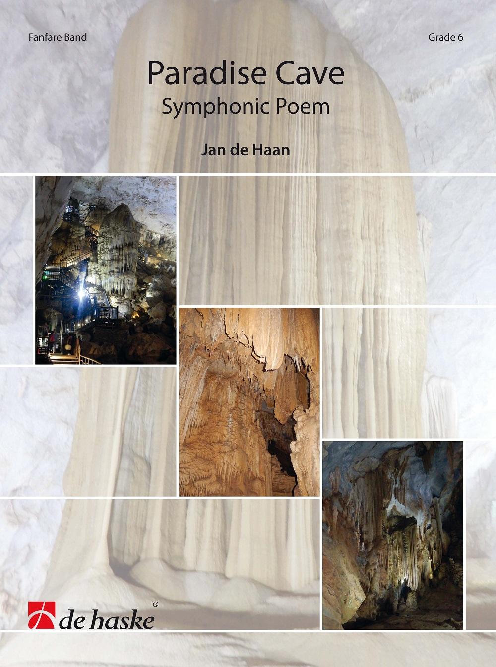 Jan de Haan: Paradise Cave: Fanfare: Score & Parts