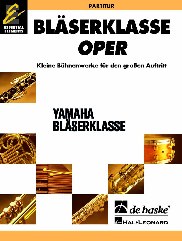 BläserKlasse Oper - Partitur: Concert Band: Part