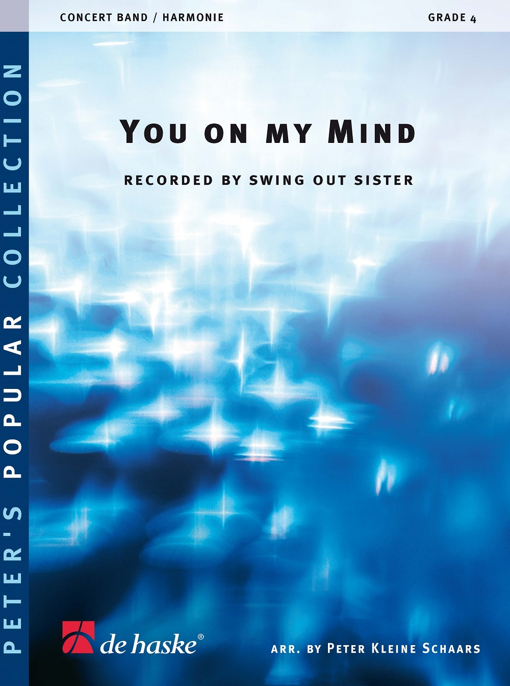 Swing Out Sister: You on my Mind: Concert Band: Score