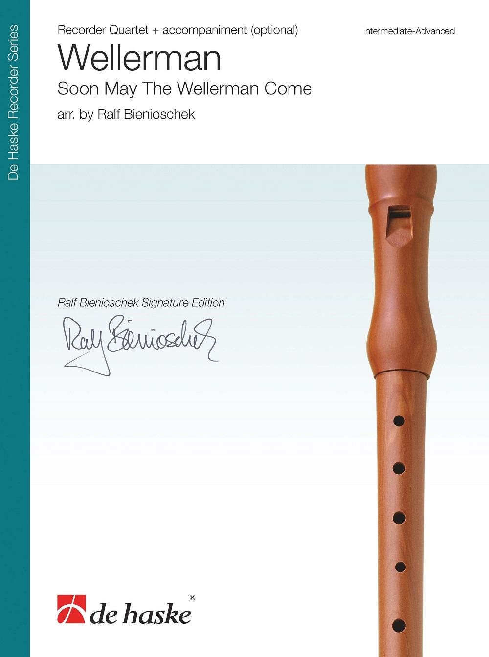 Wellerman: Woodwind Ensemble: Score & Parts