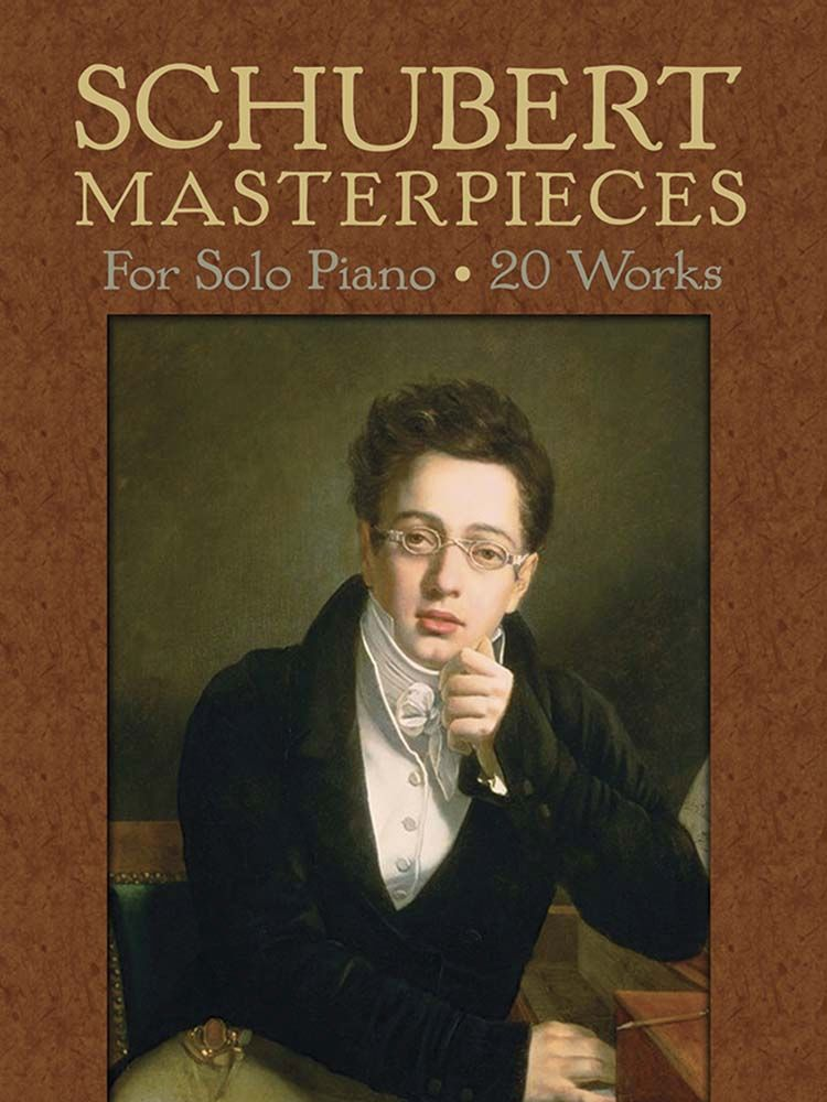 Franz Schubert: Schubert Masterpieces For Solo Piano: 19 Works: SMB