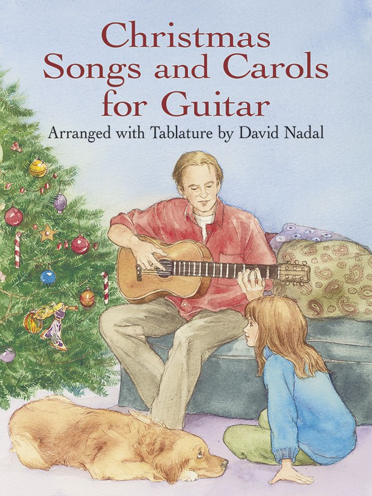 Christmas Songs and Carols: Guitar: Instrumental Collection
