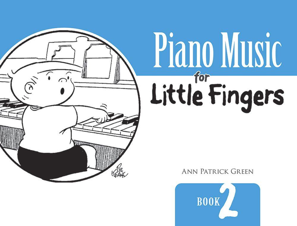 Green Ann Patrick: Piano Music For Little Fingers Book 2: Piano: Instrumental