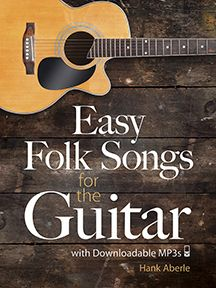 Easy Folk Songs: Guitar: Instrumental Collection