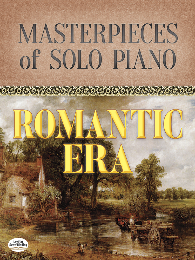 Sergei Rachmaninov: Masterpieces of Solo Piano: Romantic Era: Piano: