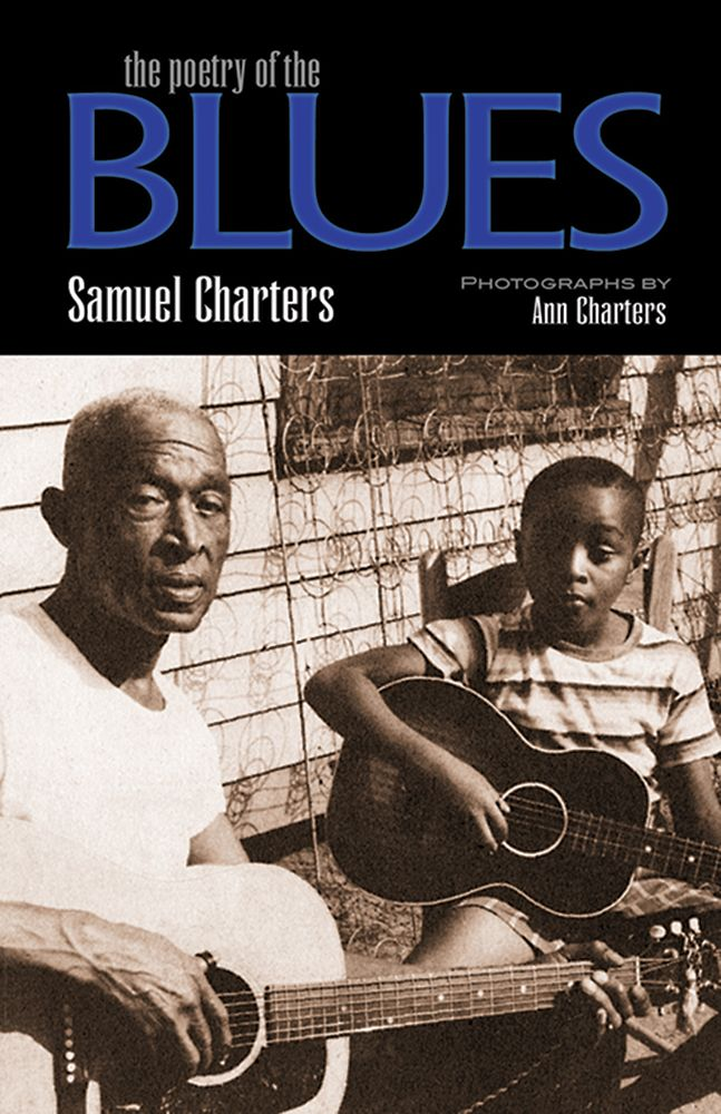 Charters Poetry Of The Blues: Reference