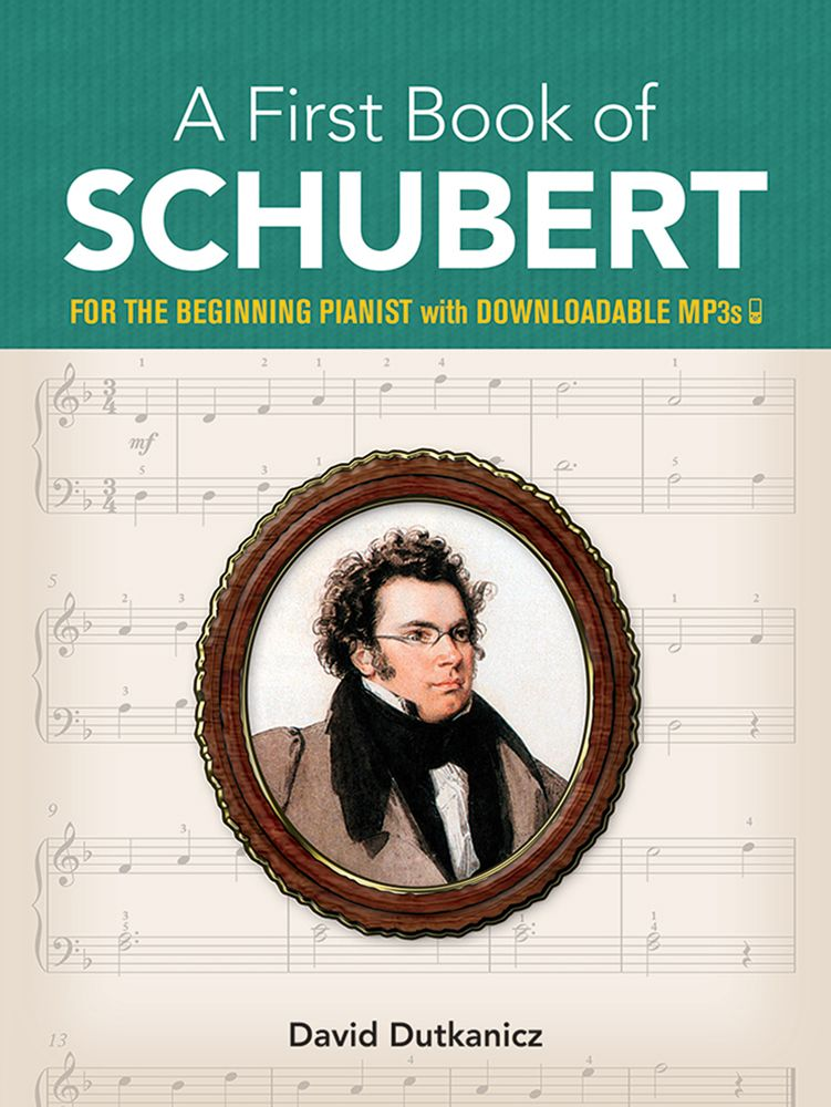Dutkanicz First Book Schubert: Piano: Instrumental Collection