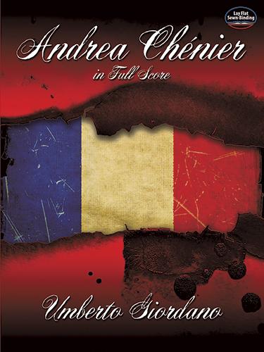 Umberto Giordano: Andrea Chenier in Full Score: Orchestra: Score