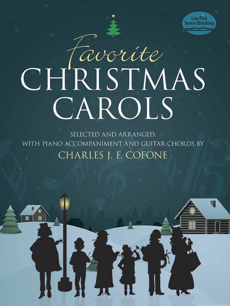 Favorite Christmas Carols (Cofone): Piano  Vocal  Guitar: Mixed Songbook