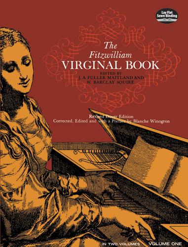 The Fitzwilliam Virginal Book Vol.1: Harpsichord or Piano: Instrumental Album