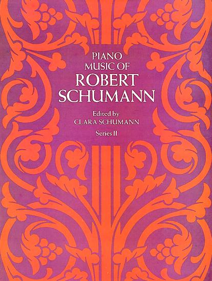 Robert Schumann: Piano Music Series II: Piano: Instrumental Album