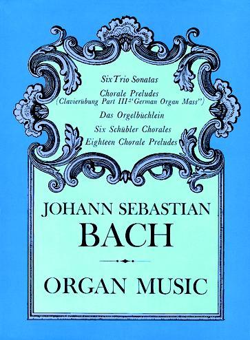 Johann Sebastian Bach: Organ Music: Organ: Instrumental Album