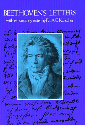 Alfred Christlieb Kalischer: Beethoven's Letters: Biography