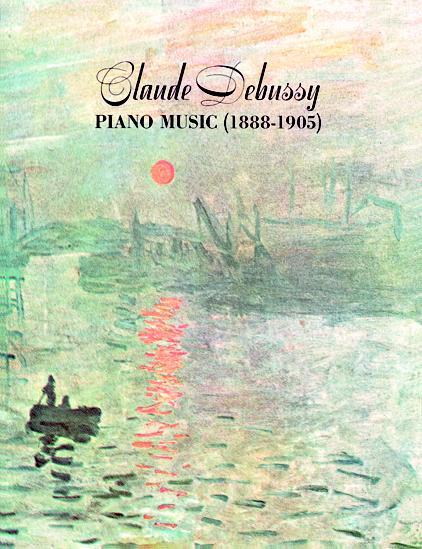 Claude Debussy: Piano Music: Piano: Instrumental Album