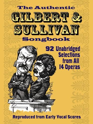 Arthur Sullivan: The Authentic Gilbert & Sullivan Songbook: Voice: Vocal Album