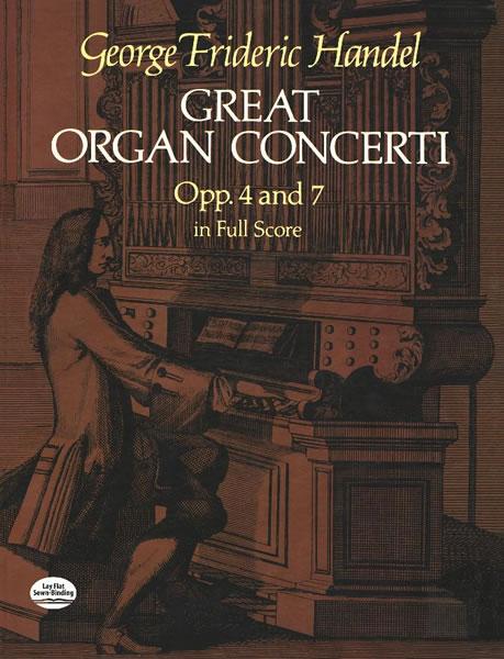 Georg Friedrich Händel: Great Organ Concerti: Organ: Instrumental Album