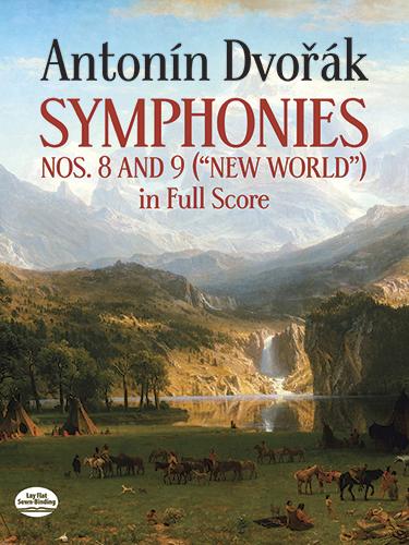 Antonin Dvorák: Symphonies Nos. 8 and 9: Orchestra: Score