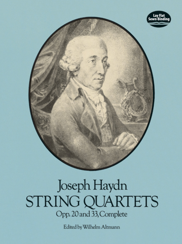 Franz Joseph Haydn: String Quartets Opp. 20 And 33 Complete: String Quartet:
