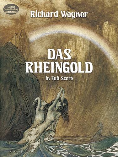 Richard Wagner: Das Rheingold: Opera: Score