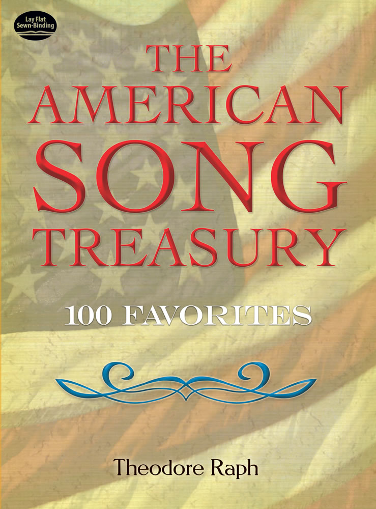 American Song Treasury (Raph): Mixed Songbook