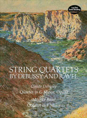 Claude Debussy: String Quartets: String Quartet: Score