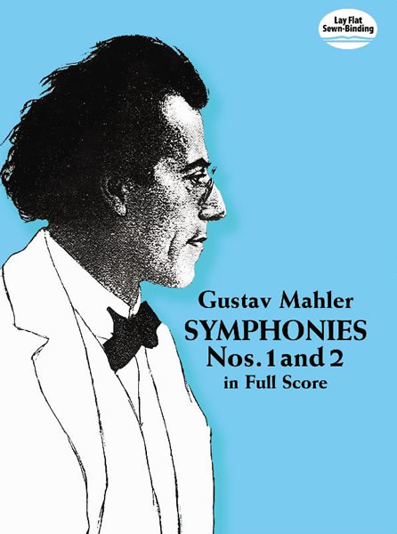 Gustav Mahler: Symphonies Nos. 1 And 2: Orchestra: Score