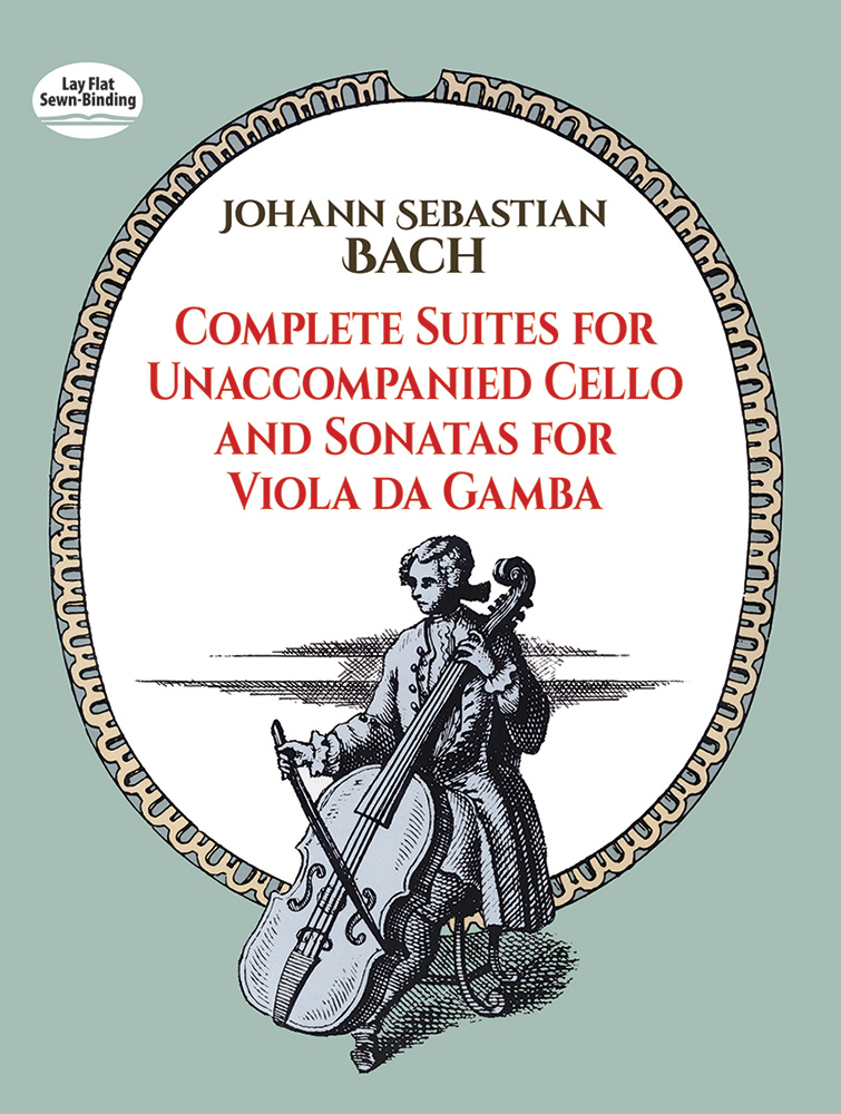 Johann Sebastian Bach: Complete Suites: Cello: Instrumental Album