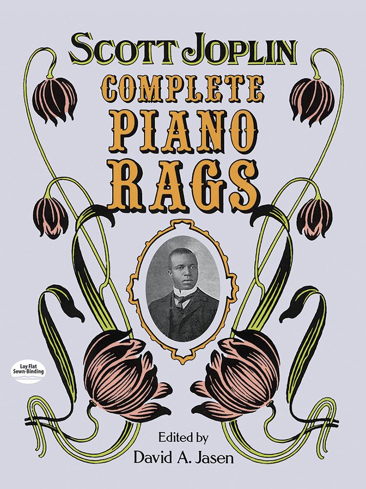 Scott Joplin: Complete Piano Rags: Piano: Instrumental Album