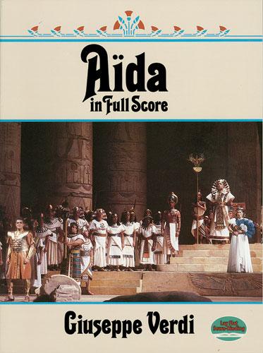 Giuseppe Verdi: Aida: Opera: Score