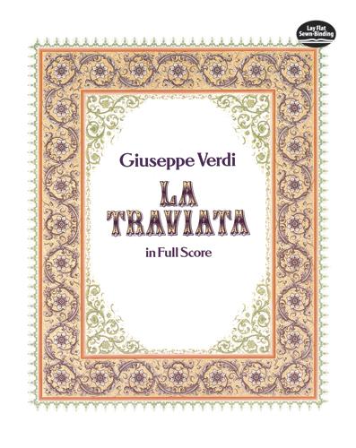 Giuseppe Verdi: La Traviata: Opera: Score