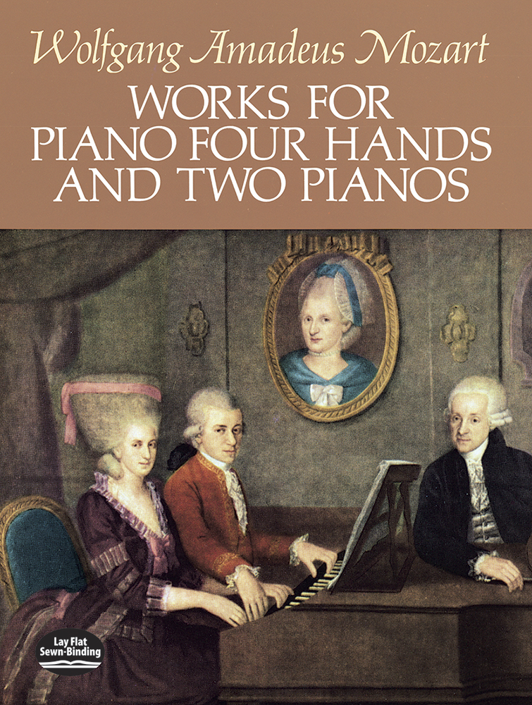 Wolfgang Amadeus Mozart: Works For Piano Four Hands And Two Pianos: Piano Duet: