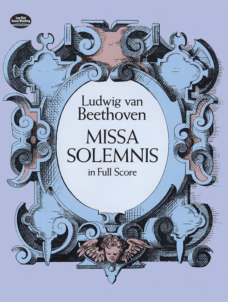 Ludwig van Beethoven: Missa Solemnis: Mixed Choir: Score