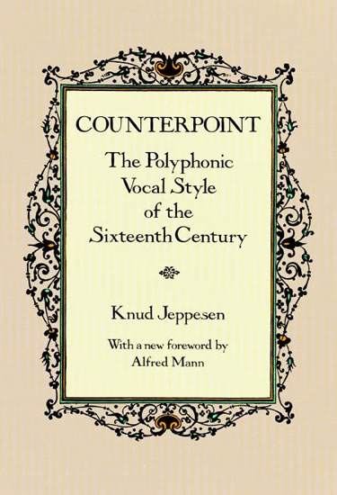 Knud Jeppesen: Counterpoint: Theory