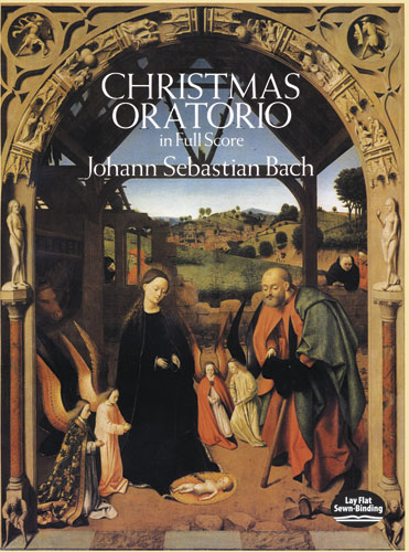 Johann Sebastian Bach: Christmas Oratorio: Orchestra: Score