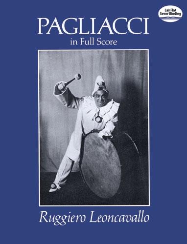 Ruggiero Leoncavallo Pagliacci Opera (Dover Vocal Scores)