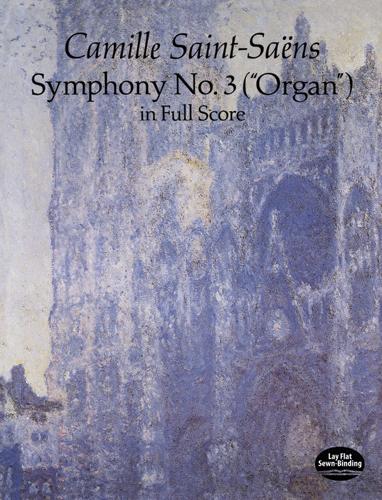 "Symphony No 3. (""Organ) in Full Score (Dover Music Scores)"