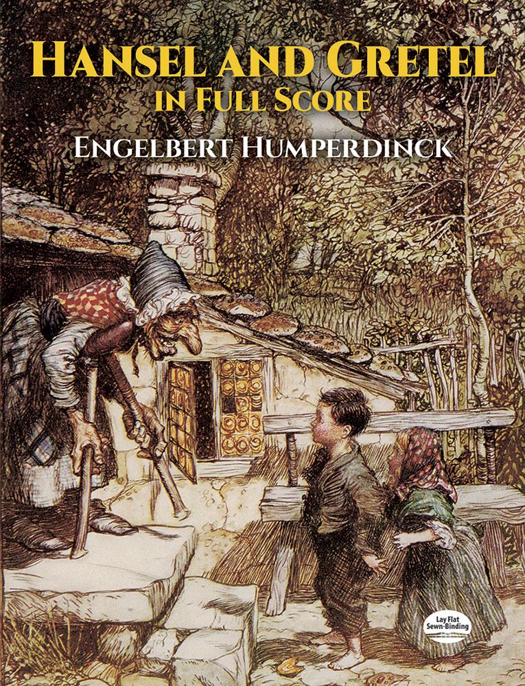 Hansel and Gretel in Full Score (Dover Vocal Scores)