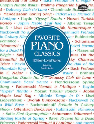 Herder: Favorite Piano Classics: Piano: Instrumental Album