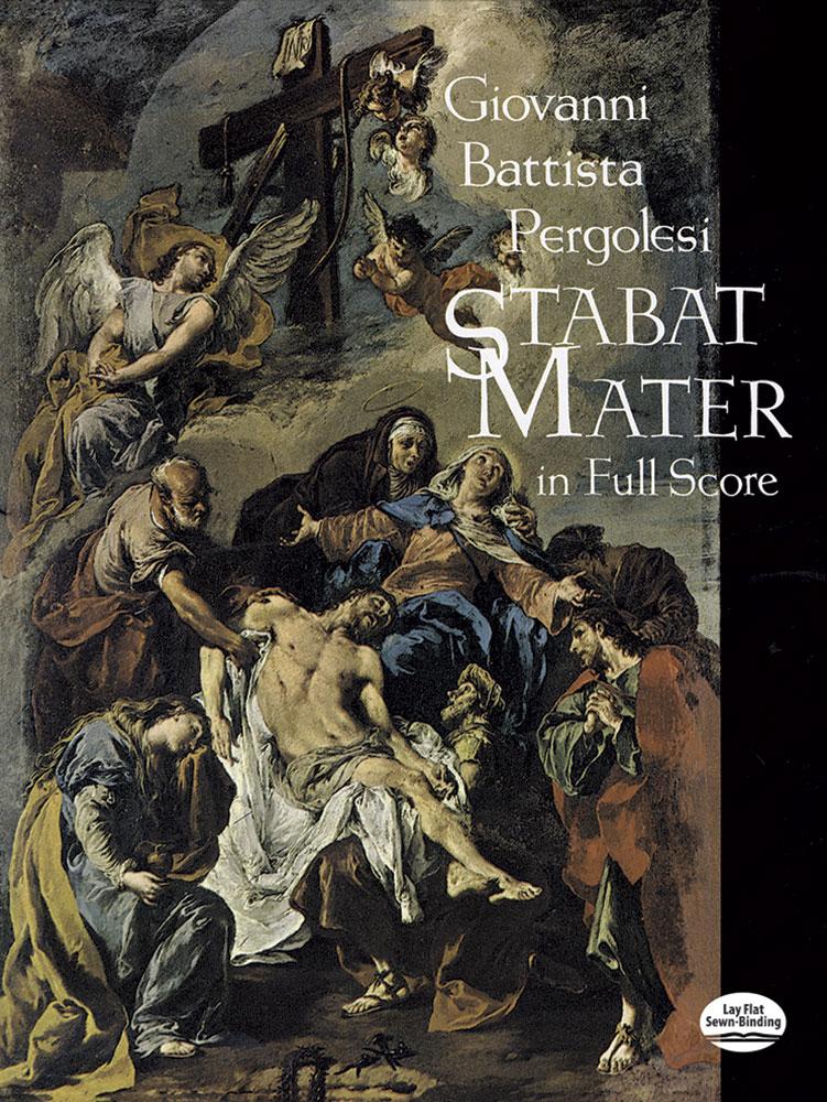 Giovanni Battista Pergolesi: Stabat Mater: Mixed Choir: Score