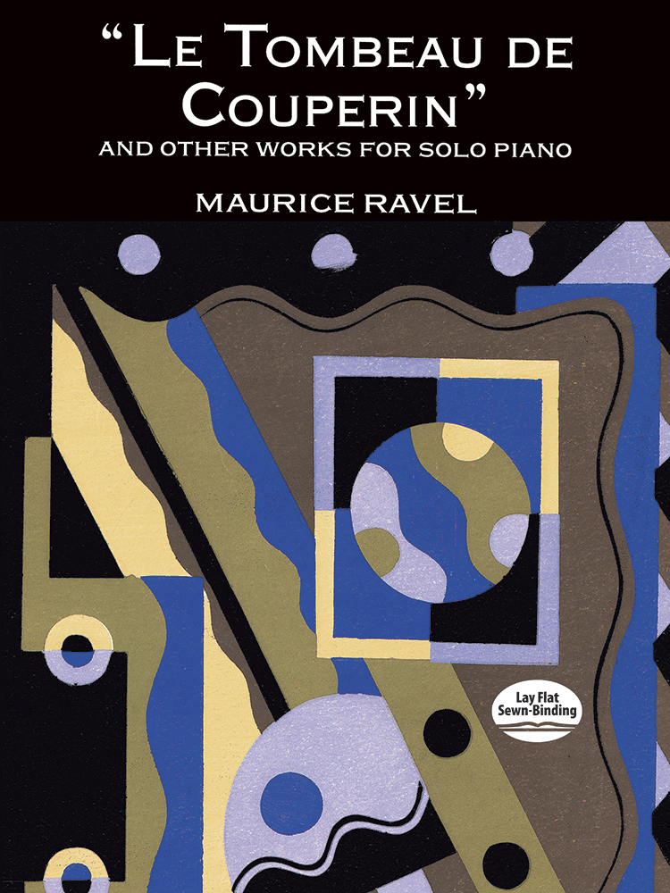Maurice Ravel: Le Tombeau de Couperin and Other Works: Piano: Instrumental Album