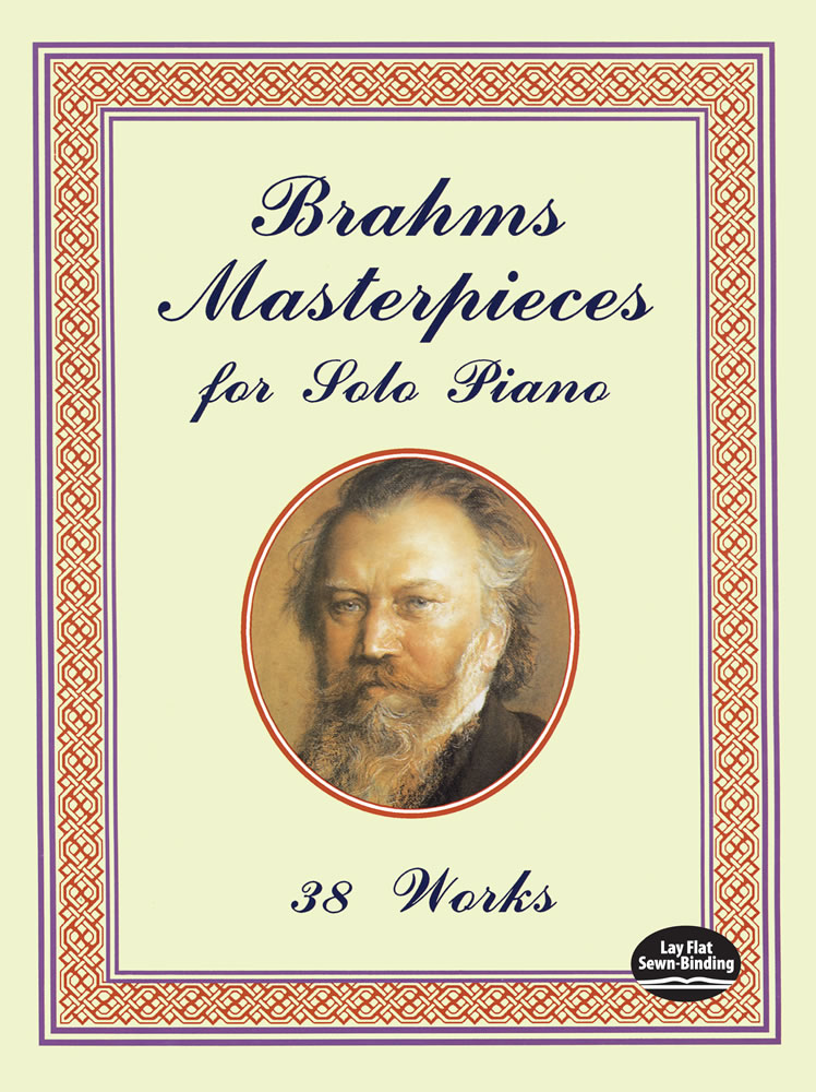 Johannes Brahms: Masterpieces For Solo Piano: Piano: Instrumental Album