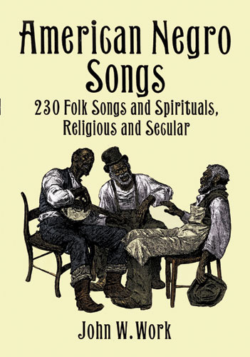 American Negro Songs (230): Mixed Songbook