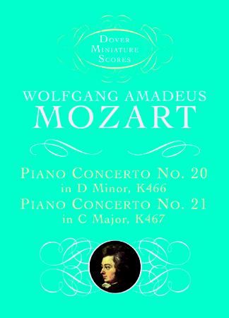 Wolfgang Amadeus Mozart: Piano Concerto No.20 in D Minor K466/K467: Piano: Score