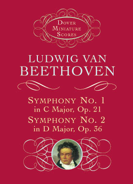 Ludwig van Beethoven: Sinfonia N. 1 In Do Maggiore  Op. 21: Orchestra: Score