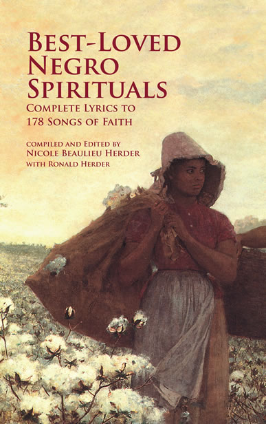 Herder: Best-Loved Negro Spirituals: Voice: Lyrics