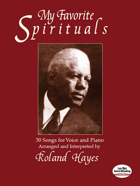 My Favorite Spirituals. 30 Songs Voice And Piano: Voice: Mixed Songbook