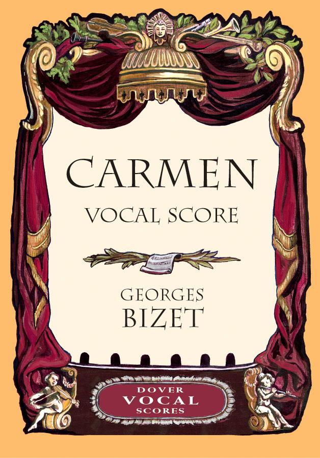 Georges Bizet: Carmen - Vocal Score: Voice: Vocal Score